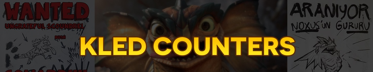 Kled-Counters