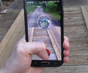 Pokemon Go Catching Pokemon Locations