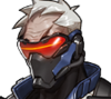 Soldier 76 Counter