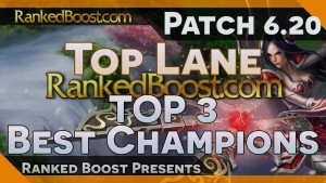 Top Lane Build 6.21 | Top Lane Guide 6.21