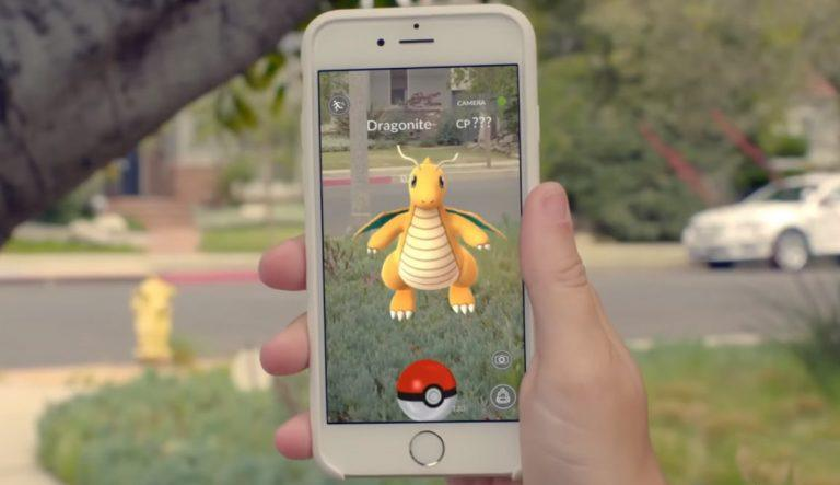 catch dragonite pokemon go