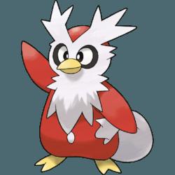 Pokemon Go Delibird