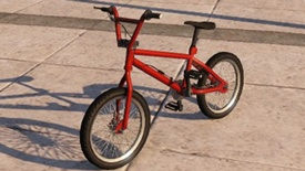GTA 5 BMX Cheat