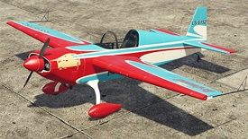 GTA 5 Stunt Plane Cheat