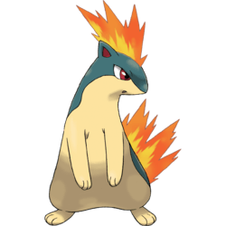Pokemon Go Quilava