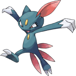 Sneasel Pokemon Go