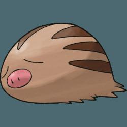 Pokemon Go Swinub