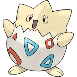 Togepi Pokemon Go