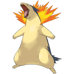 Pokemon Go Typhlosion