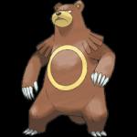 Ursaring Pokemon Go