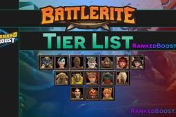 Battlerite Tier List