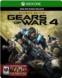 Gears of War 4 Ultimate Edition Skins