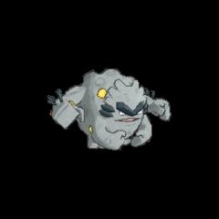 Alolan Graveler Pokemon Sun and Moon