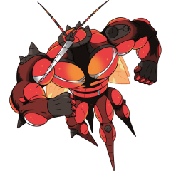 Buzzwole Pokemon Sun and Moon