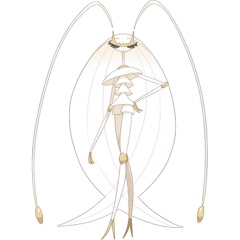 Pheromosa Pokemon Sun and Moon