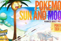 Pokemon Sun & Moon Tier List