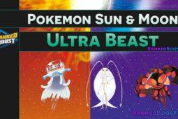 Pokemon Sun & Moon Ultra Beast