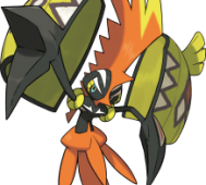 Tapu Koko Pokemon Sun and Moon