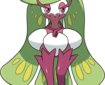 Tsareena Pokemon Sun and Moon