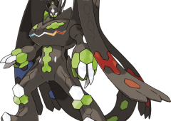 Zygarde Complete Forme Pokemon Sun and Moon