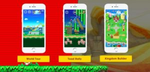 Super Mario Run Game Modes