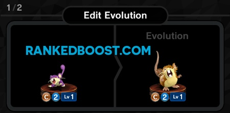 Evolve Pokemon Duel Figures