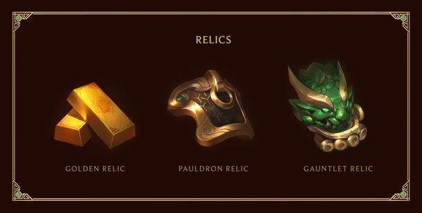 Lunar Revel Crafting Items