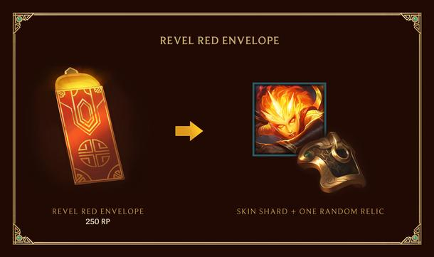 Lunar Revel Envelope
