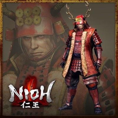 NiOh Armor Pre-Order