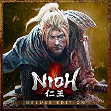 Nioh Digital Deluxe Edition