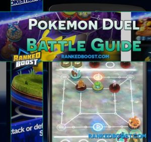 Pokemon Duel Battling Guide