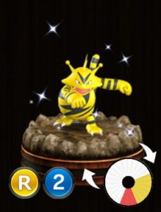 Pokemon Duel Electabuzz
