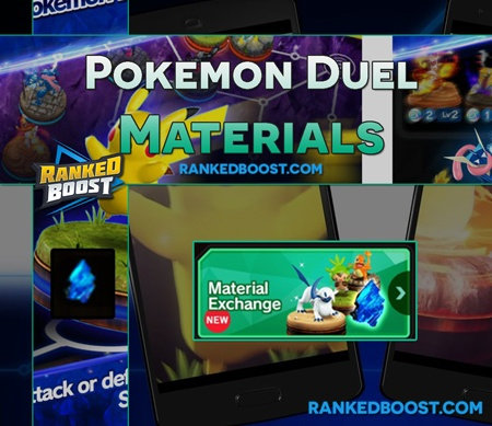 Pokemon-Duel-Materials
