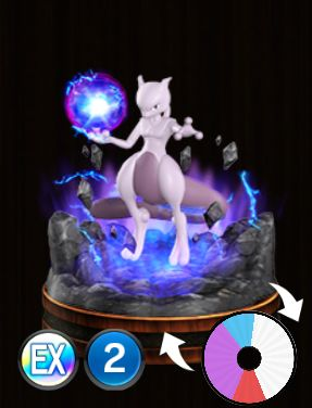 Pokemon Duel Mewtwo
