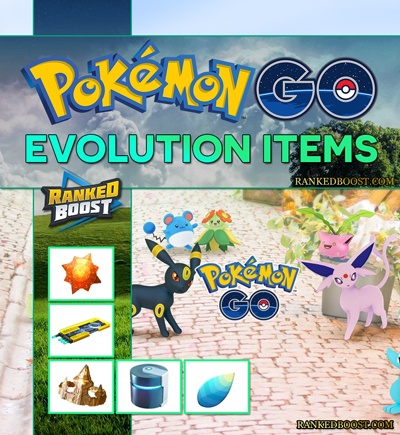 Pokemon X And Y-Where To Find All Evolutionary Items