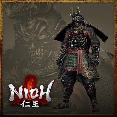 Pre-Order NiOh Armor Set