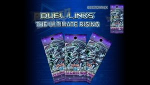 Yugioh Duel Links The Ultimate Rising Card List