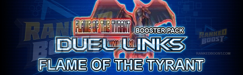 Flame of the Tyrant Booster Pack