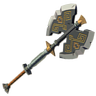 Breath of the Wild Axes Weapon