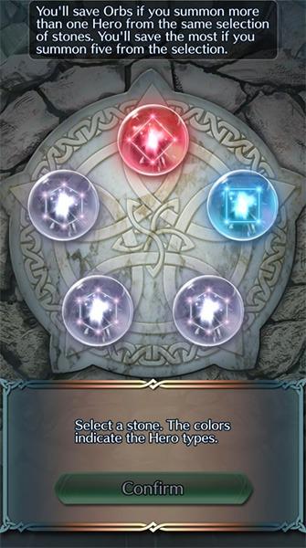 Fire Emblem Heroes Attribute Orbs