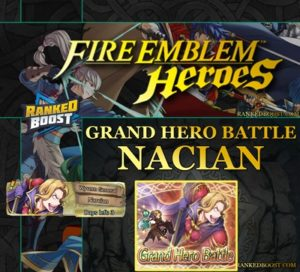 Fire Emblem Heroes Grand Hero Battle Narcian Guide