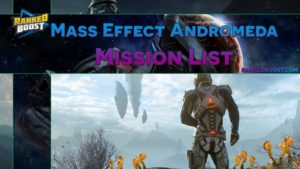 Mass Effect Andromeda Missions | Loyalty, Relationship and Strike Missions