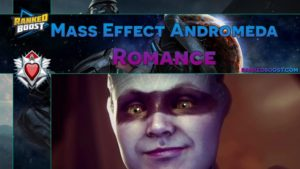 Mass Effect Andromeda Sex and Romance